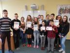 Recitační soutěž - cizí jazyky